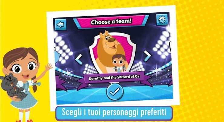 Boomerang All-Stars - Screenshot 1
