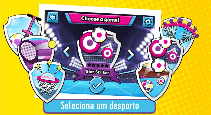 Boomerang All-Stars - Capturas de ecrã 2