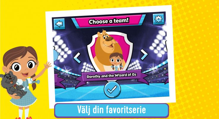 Boomerang All-Stars - Skärmbilder 1