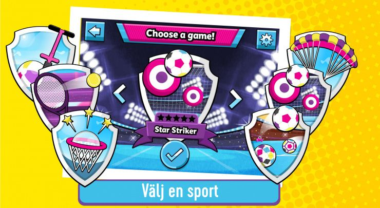 Boomerang All-Stars - Skärmbilder 2