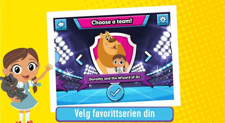 Boomerang All-Stars - Skjermbilder 1