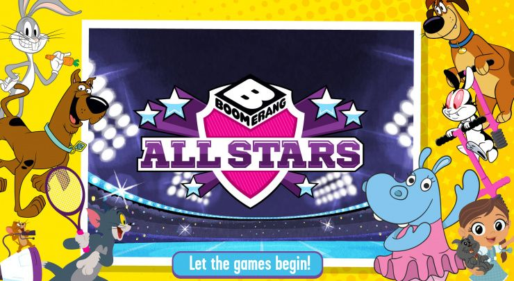 Boomerang All Stars - Screenshots 0