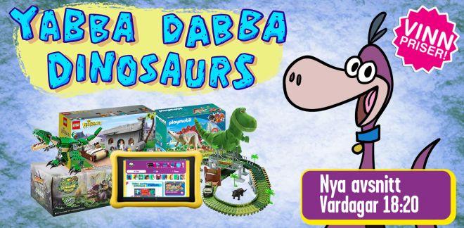 Yabba Dabba Dinosaurier