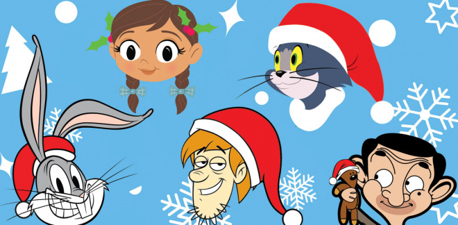 Which Boomerang Character Should You Invite to Christmas?
