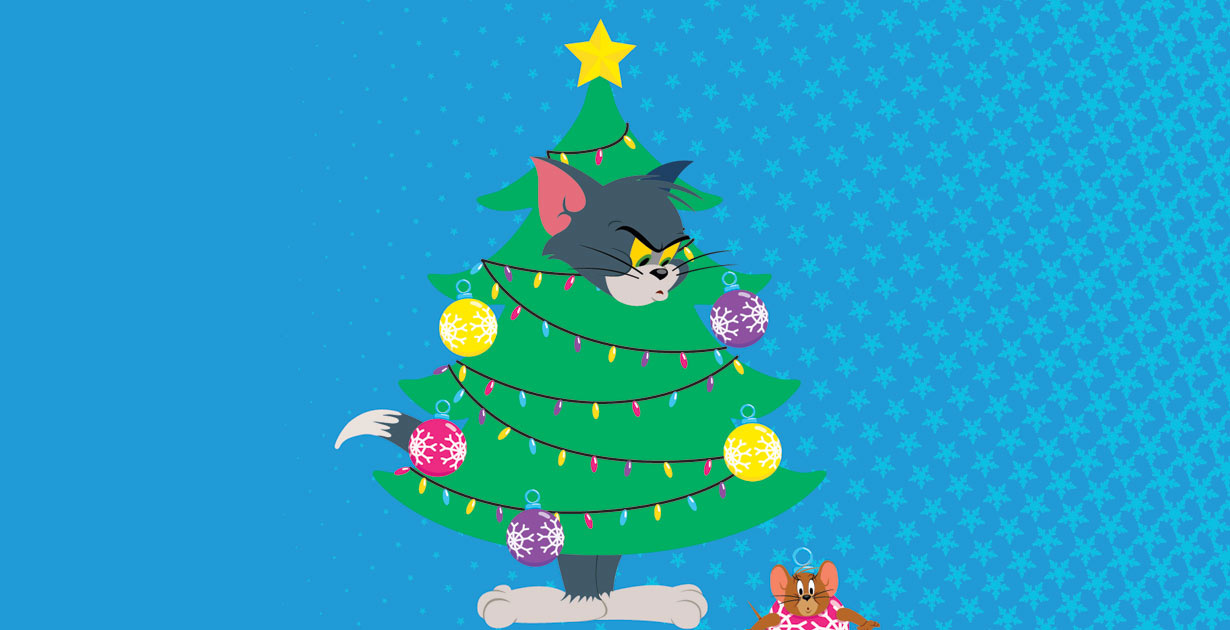 Boomerang Christmas Wallpapers
