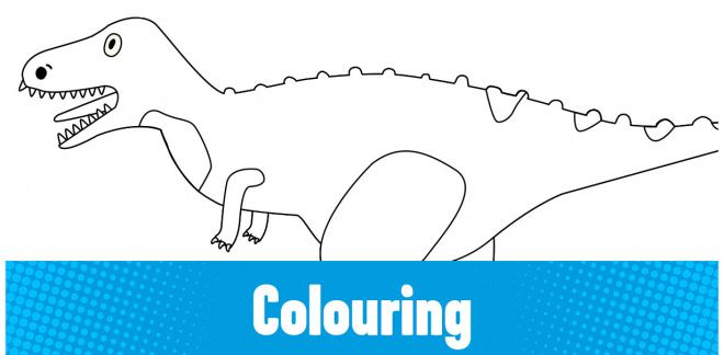 Colour-in the Rugops