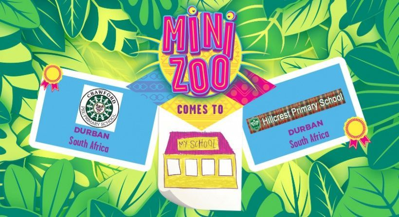 Mini Zoo Competition - Winners