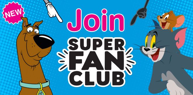 Join the Superfans Club!