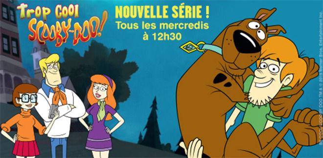 Trop Cool Scooby Doo !