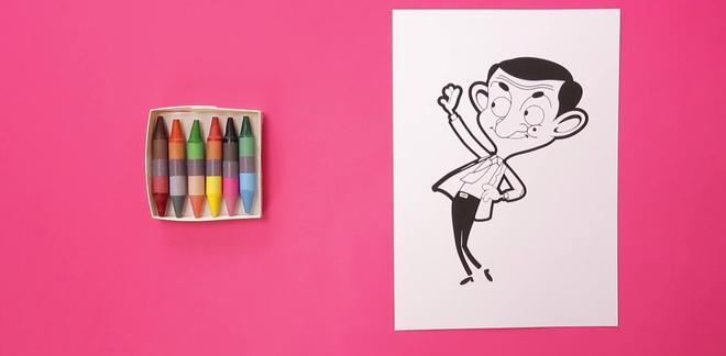 Crayon Colouring