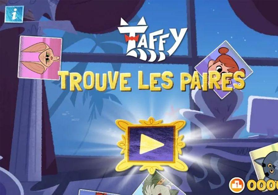 Taffy - Trouve les Paires