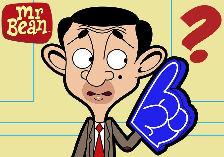 Kennisquiz Mr Bean