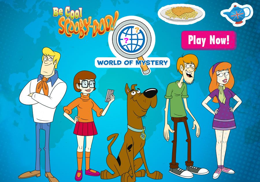 Be Cool, Scooby Doo! - World of Mystery