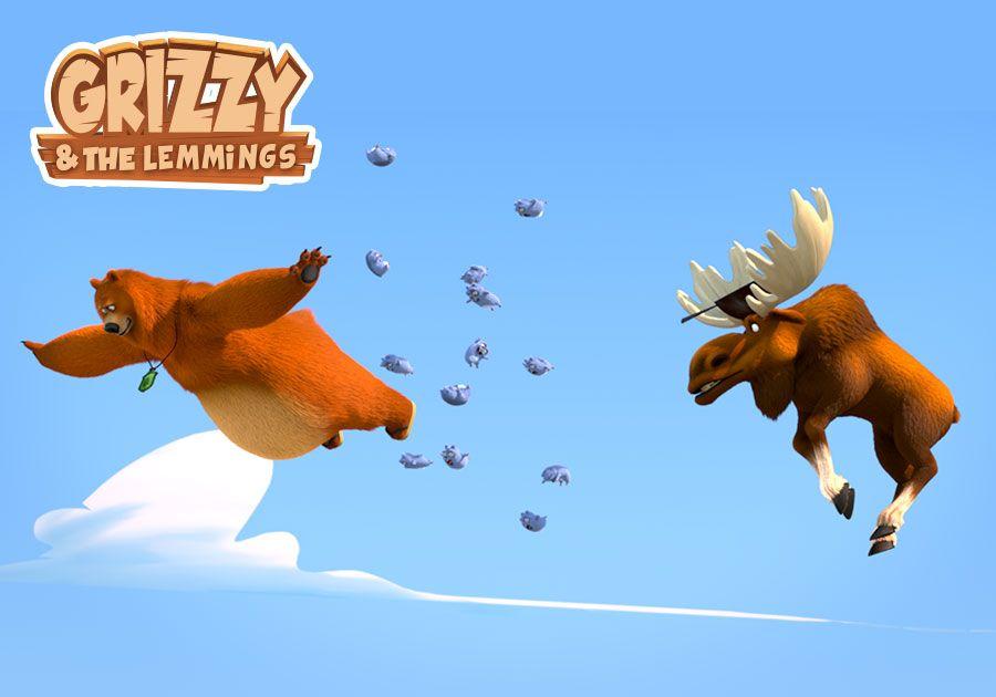 Welk personage uit Grizzy en de Lemmings ben jij?
