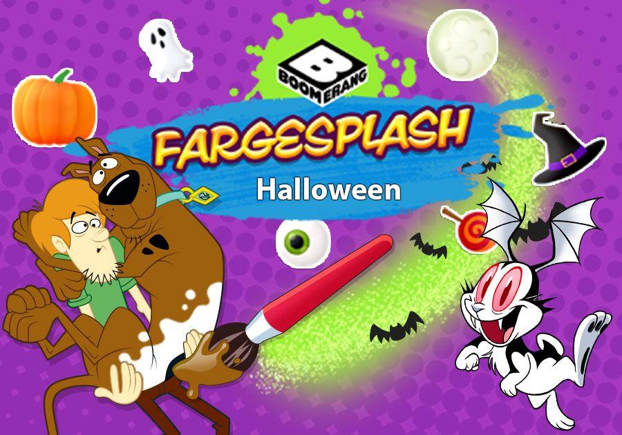 Fargesplash - Halloween
