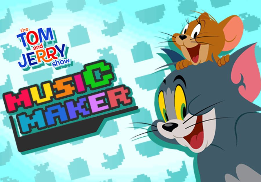 Music Maker - Tom and Jerry