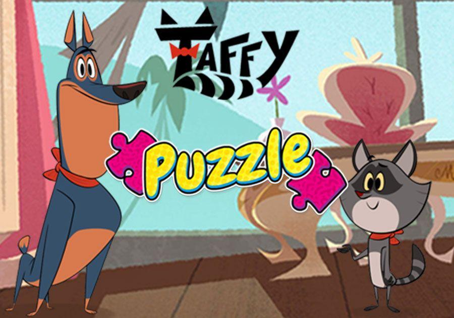 Układanki Taffy-Taffy