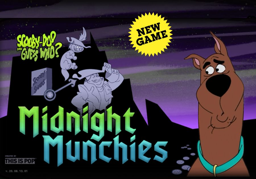 Midnight Munchies   Scooby Doo Guess Who Games