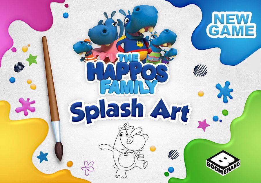 Splash Art