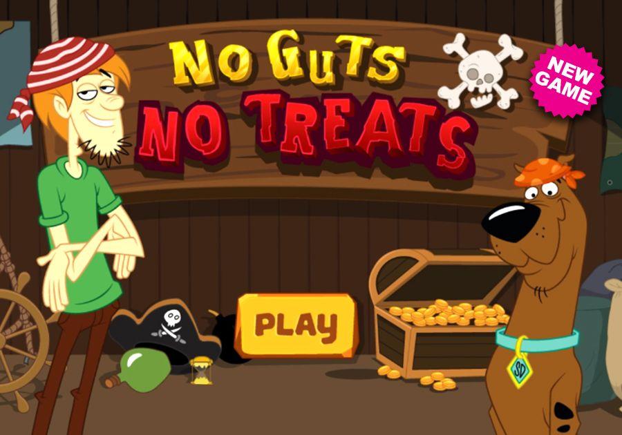 No Guts, No Treats | Be Cool Scooby Doo
