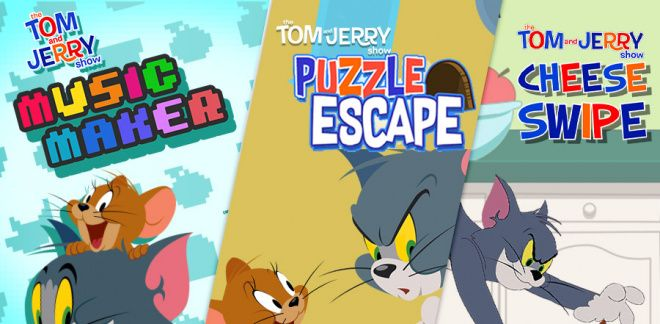 Best of Tom & Jerry Games