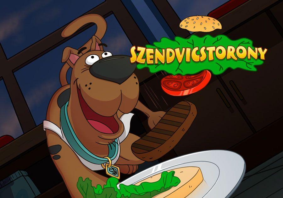 Szendvicstorony - Csak lazán, Scooby-Doo!