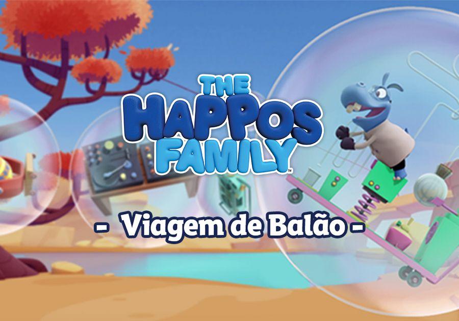 Viagem de Balão-The Happos Family