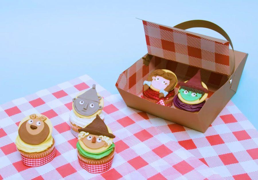 Cupcakes tutorial