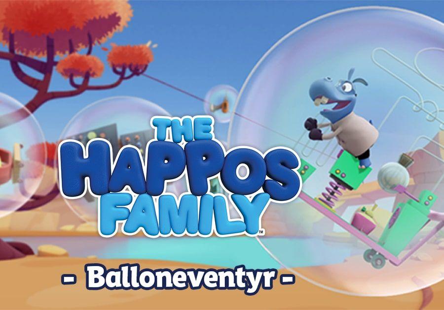 Balloneventyr-The Happos Family