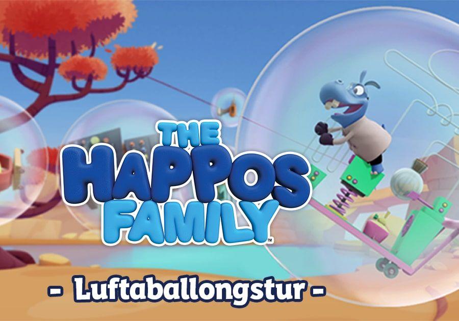 Luftaballongstur-Familjen Happos