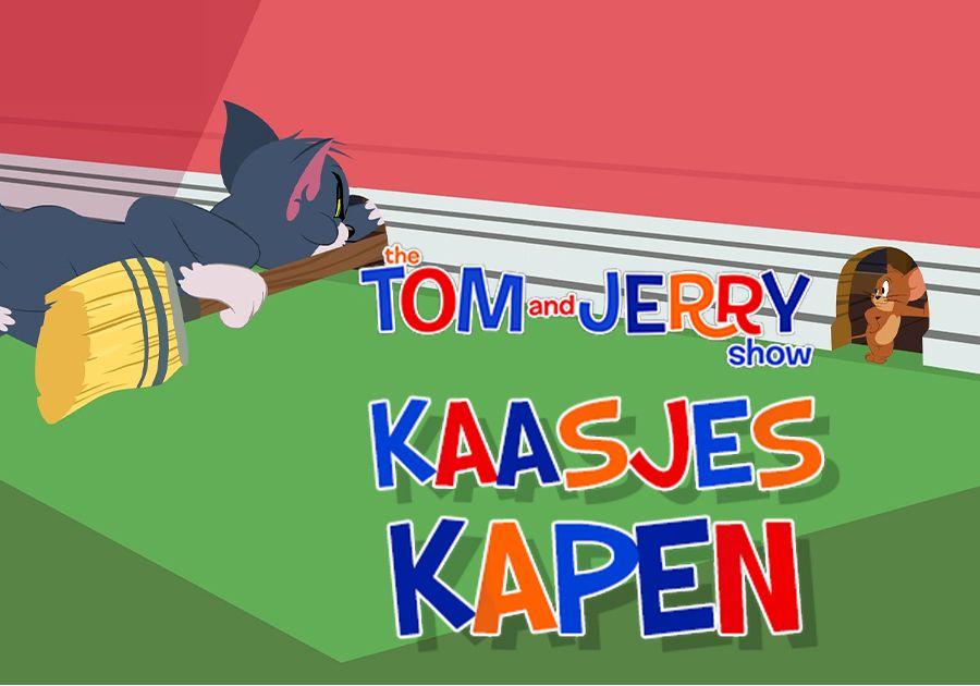 Kaasjes kapen - Tom and Jerry