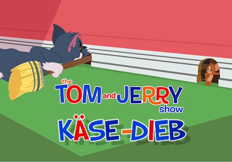 Käse-Dieb - Tom und Jerry