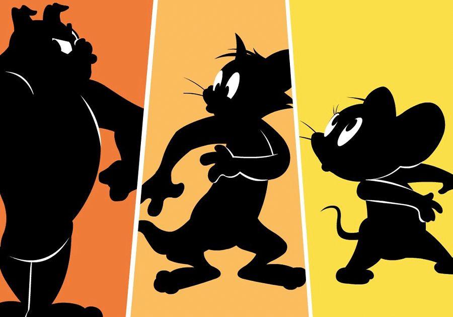 Wie ben jij in Tom and Jerry?