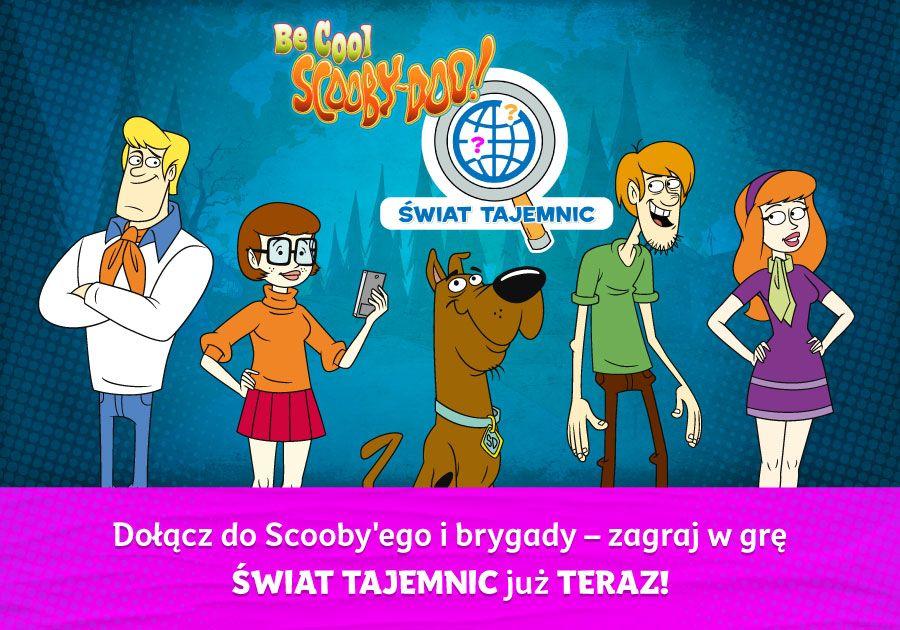 Wyluzuj, Scooby-Doo! - Świat tajemnic