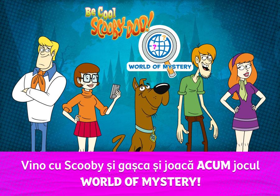 Fii tare, Scooby-Doo! - World of Mystery