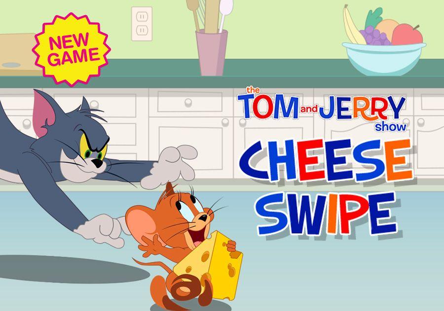 Cheese Swipe - Tom & Jerry