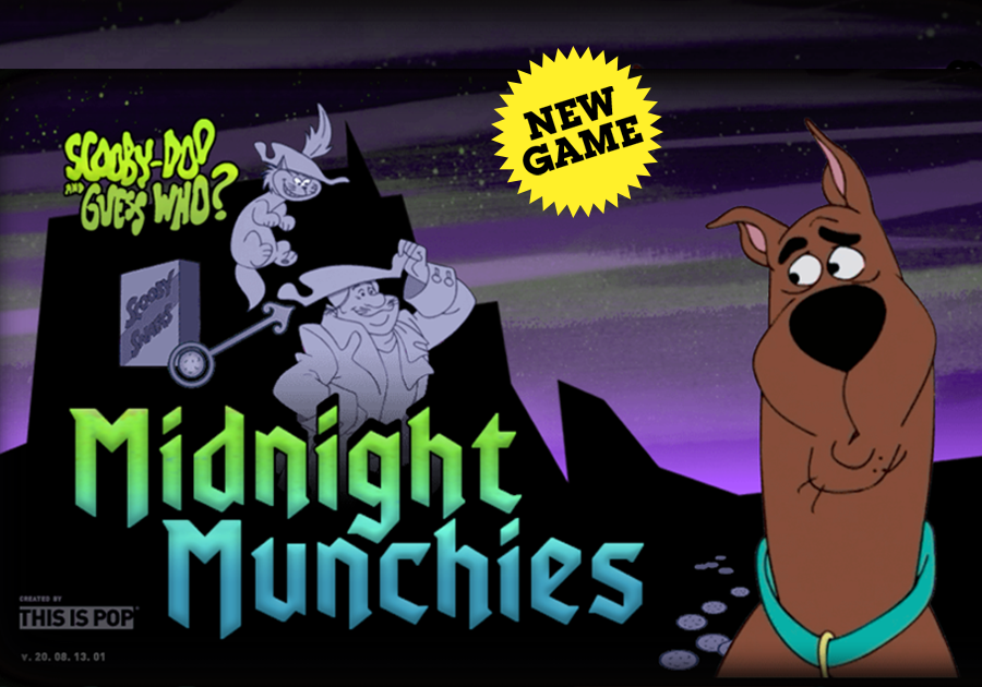 Midnight Munchies | Scooby Doo Guess Who Games