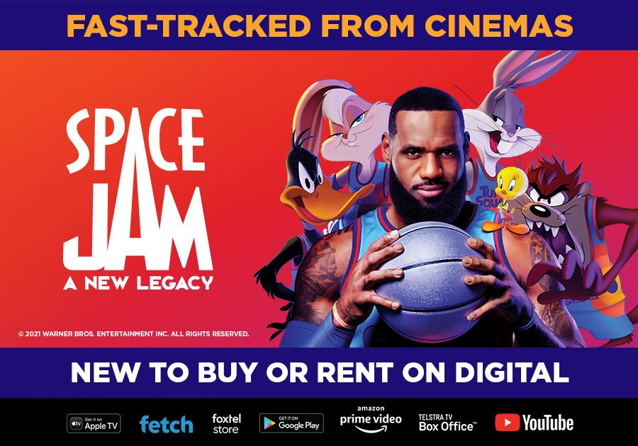 Watch Space Jam: A New Legacy Online!