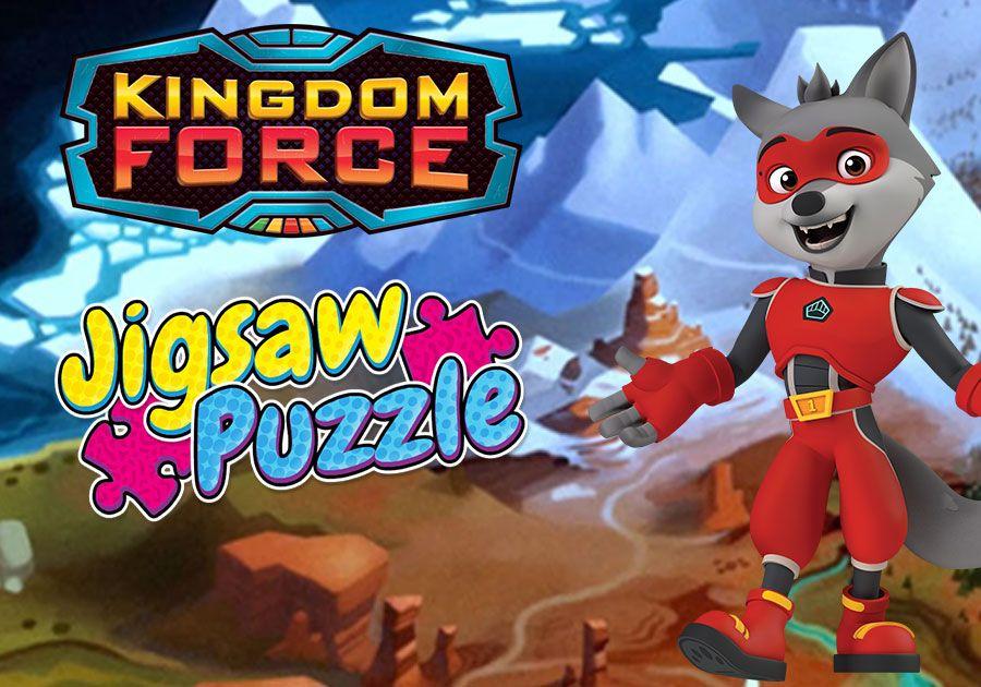 Jigsaw - Kingdom Force