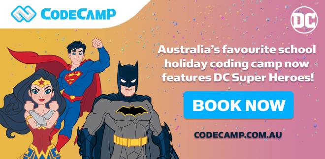 Code Camp x Batman