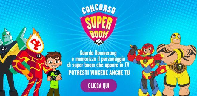 Concorso Super Boom