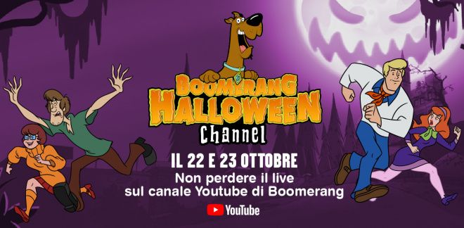 Halloween Channel Live!