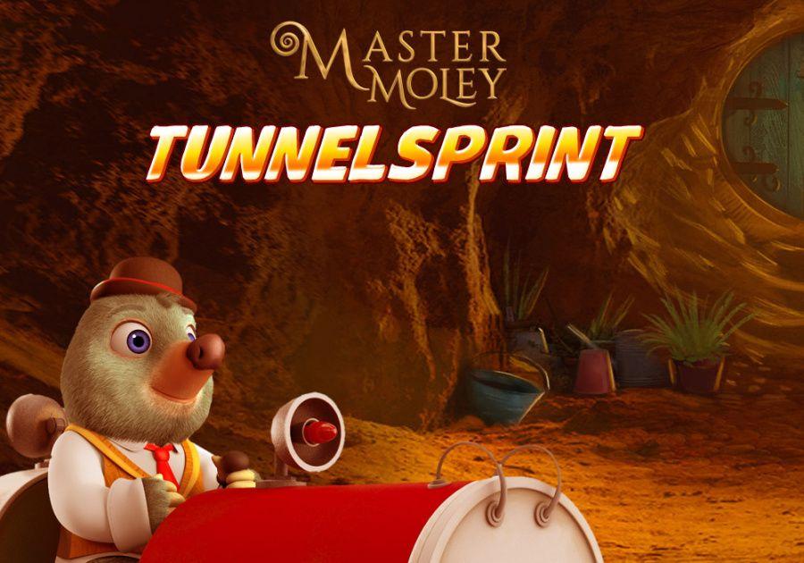 Mester Mola - Tunnelsprint