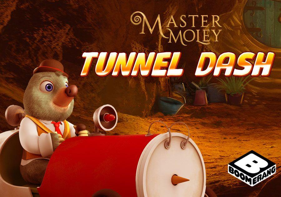 Master Moley - Tunnel Dash