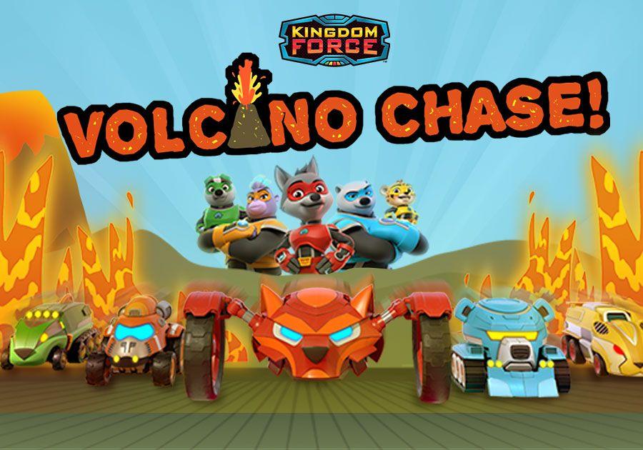 Volcano Chase