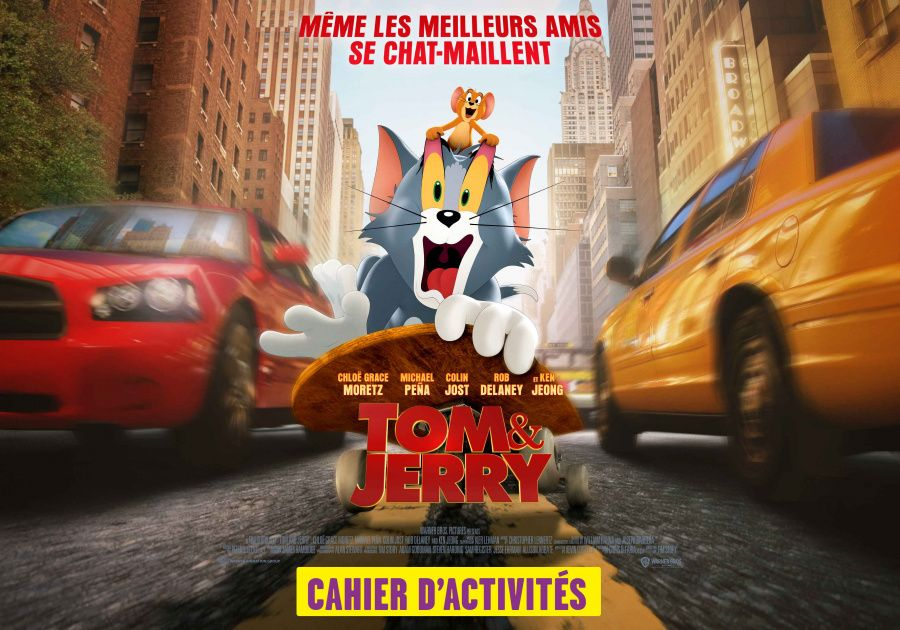 Film Tom et Jerry