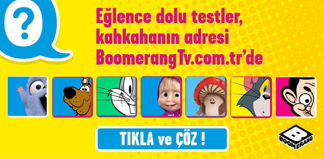 Boomerang Testleri