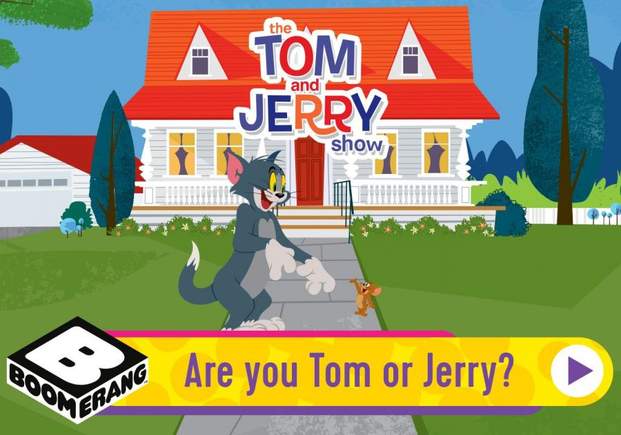 Are You Tom or Jerry?