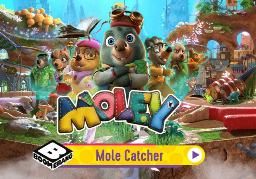 Mole Catcher