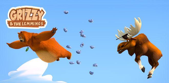 Welcher Charakter aus Grizzy und die Lemminge bist du?